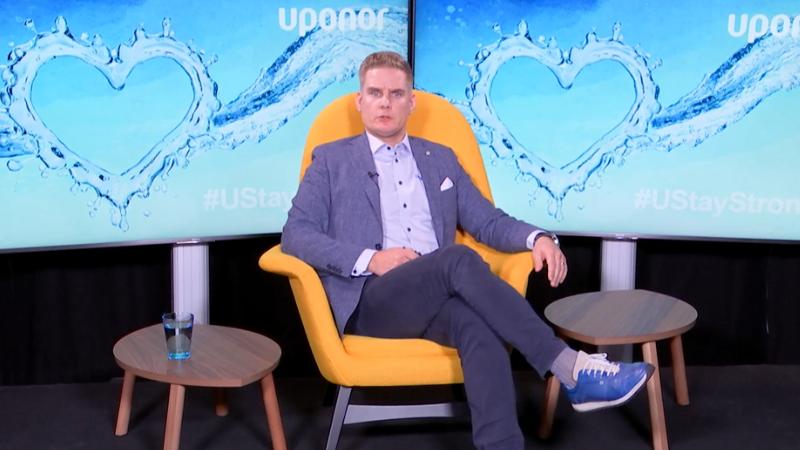 Perttu Havulehto, Uponor Suomi Oy