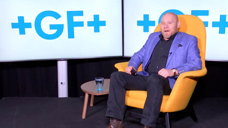Hannu Vihervaara, Georg Fischer Ab Finland